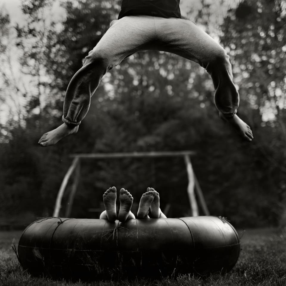 Alain Laboile - La Famille - Enkster - famiglia - fotografo - blog informazione - cultura fotografica - kittesenk